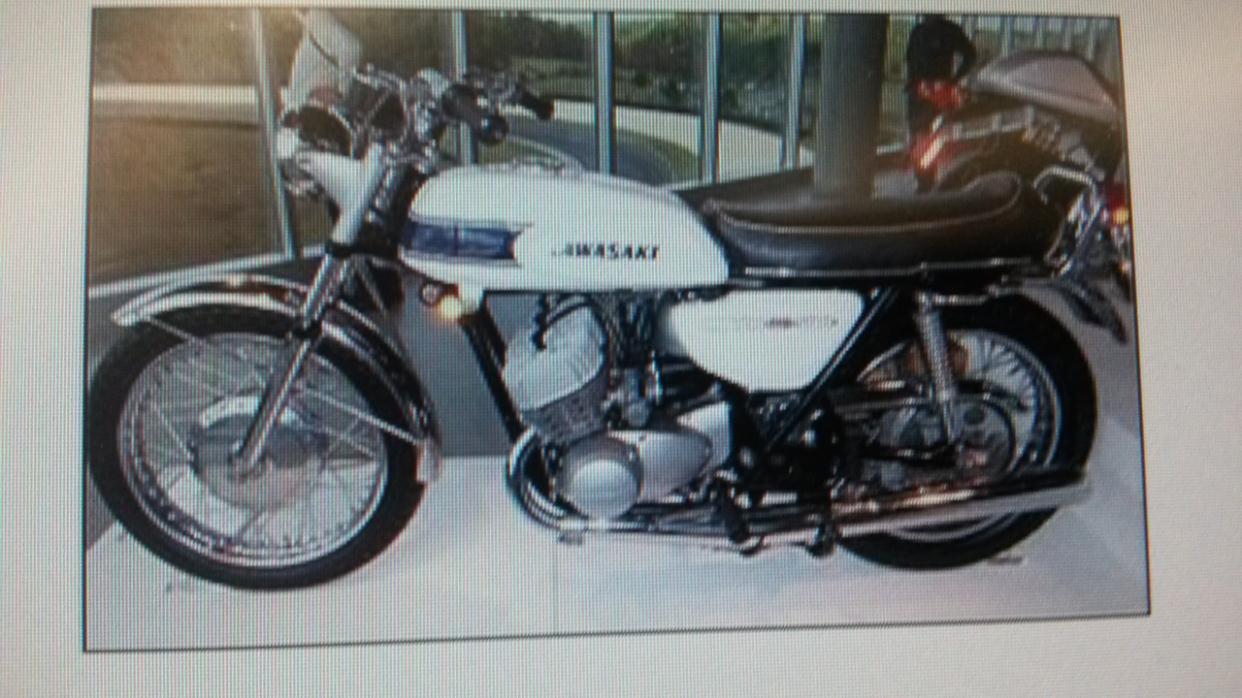 2016 Kawasaki KRT800GGF