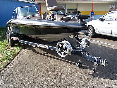1999 Procraft 21' 215 Pro Combo 225HP Hull MGL066701899