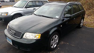 Audi : A6 Quattro Leather Audi A6 Quattro 3.0l Wagon