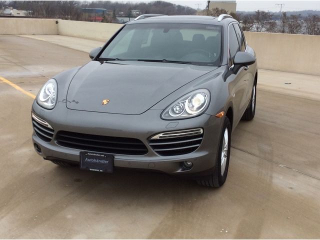 Porsche : Cayenne AWD 4dr Dies Newly Listed!! Clean one owner, local trade, Non smoker!