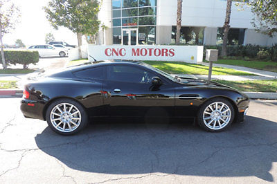 Aston Martin : Vanquish 2dr Coupe 2006 aston martin vanquish s ultra low miles collector car last model year