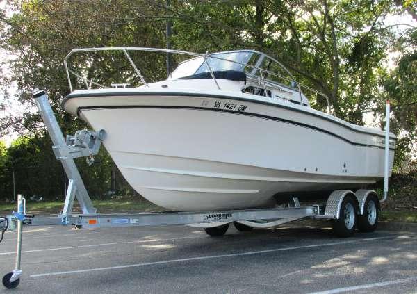 2007 Grady-White Seafarer 226