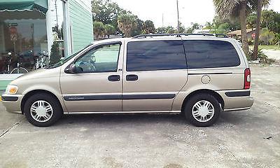 Chevrolet : Venture LS Mini Passenger Van 4-Door 2003 chevrolet venture van