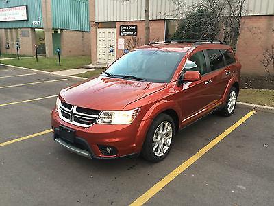 Dodge : Journey RT 2013 dodge journey r t sport utility 4 door 3.6 l