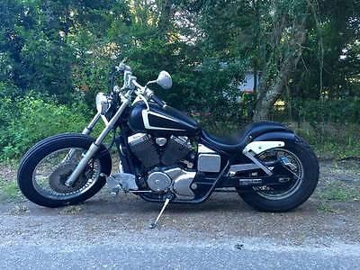 Honda : Shadow Honda Shadow 750 Bobber Motorcycle