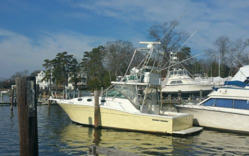 *2005 WELLCRAFT 330 COASTAL* TWIN VOLVO DEISELS*700 HOURS*TUNA TOWER*MUST SEE*