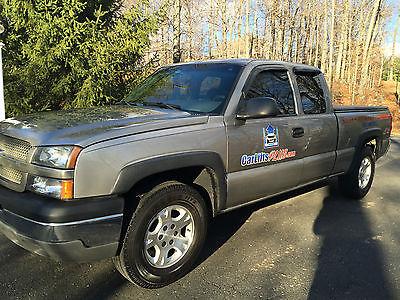 Chevrolet : C/K Pickup 1500 Silverado 03 silverado 4 x 4 excellent cond low mile trail brakes