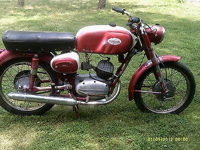 Benelli Benelli 125cc Riverside Wards 1969
