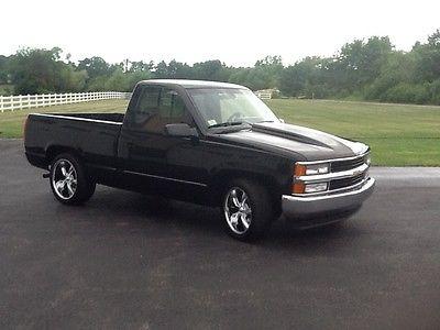 Chevrolet : C/K Pickup 1500 94 c 1500 pickup truck