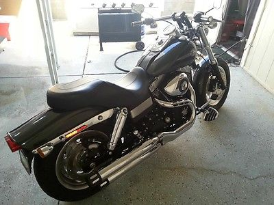 Harley-Davidson : FXR 2008 harley davidson fat bob