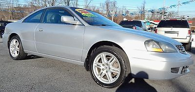 Acura : CL SPORT COUPE 2003 acura 3.2 cl type s 6 speed coupe leather loaded rare car inspected