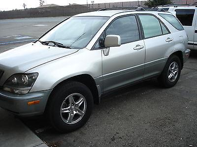 Lexus : RX RX300 2000 lexus rx 300 only 114250 miles clean title mint condition 7000 obo