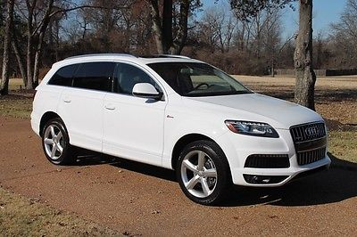 audi q7 tennessee cars for sale. Black Bedroom Furniture Sets. Home Design Ideas