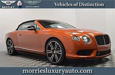Bentley : Continental GT V8 S V8 S, MDS, Adaptive Cruise Control, Sports Exhaust, 6 Twin-Spoke Wheels, 521HP