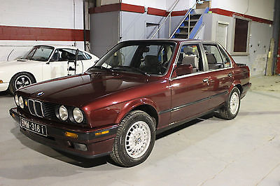 BMW : 3-Series 318i 1991 bmw e 30 318 i great condition