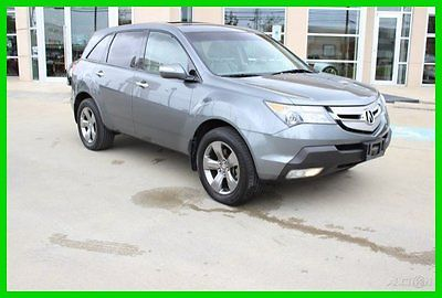 Acura : MDX 3.7L Sport Package 2009 3.7 l sport package used 3.7 l v 6 24 v automatic all wheel drive suv premium