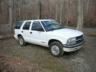 1999 Chevy Blazer 4x4 Cars For Sale