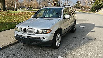 BMW : X5 4.4i Sport Utility 4-Door 2004 bmw x 5 4.4 i sport awd