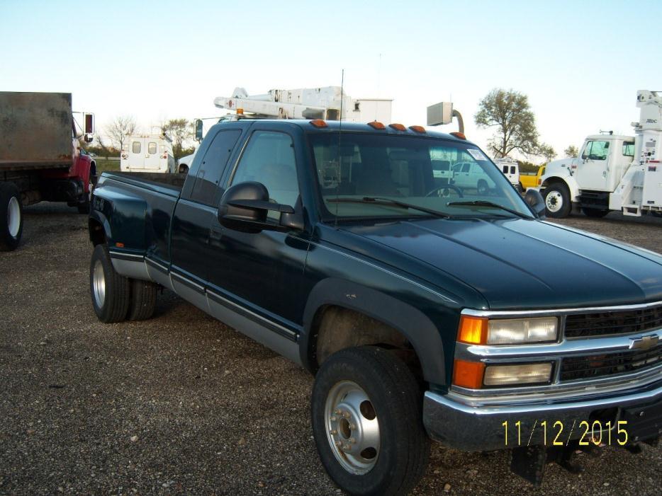 2000 Chevrolet Silverado 3500hd