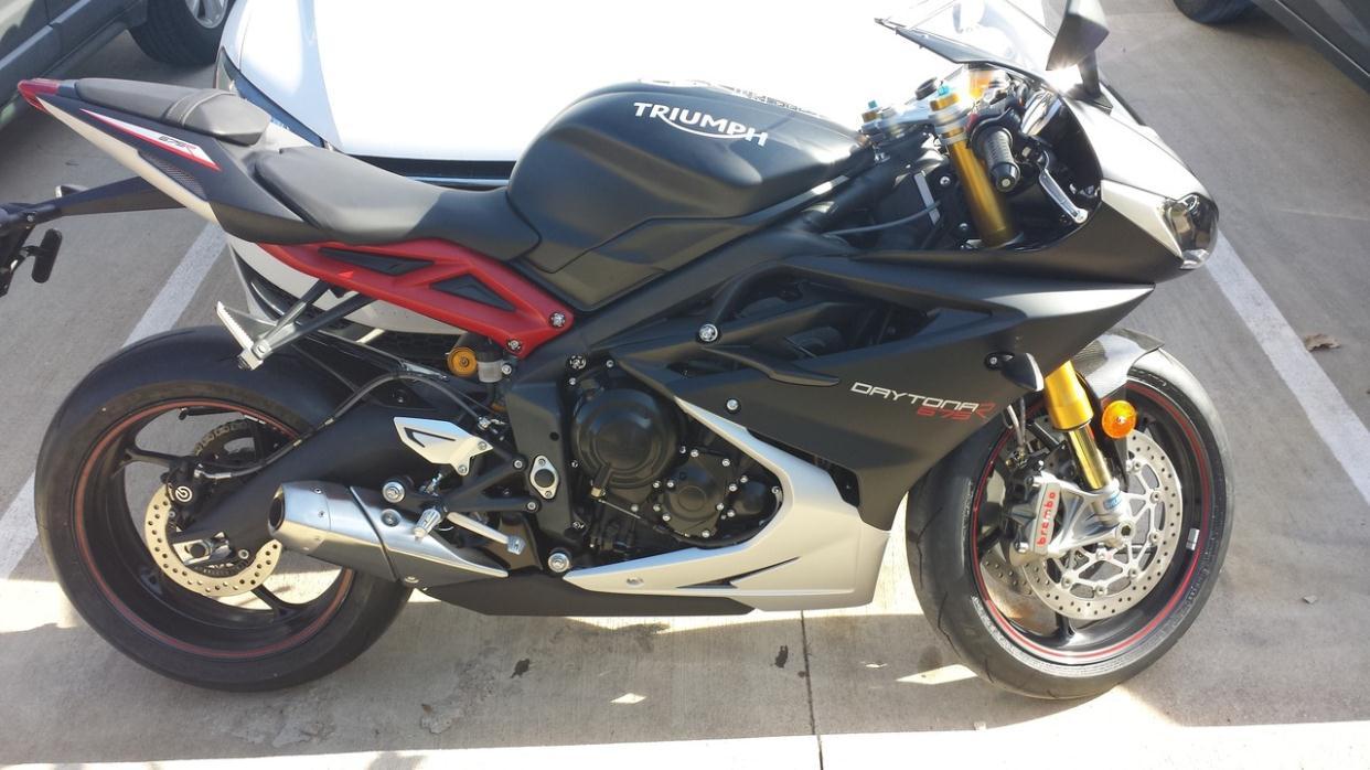 triumph daytona 675r motorcycles for sale in warner robins georgia. Black Bedroom Furniture Sets. Home Design Ideas