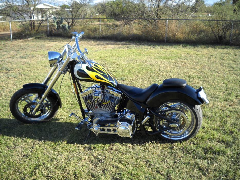 2010 Titan Motorcycle Co. Softail