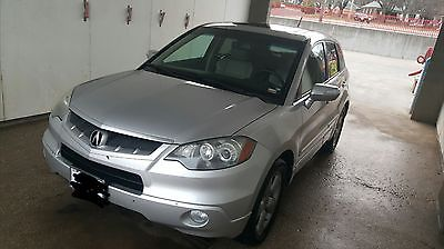 Acura : RDX RDX TECHNOLOGY PACKAGE 2007 acura rdx sport utility 4 door 2.3 l