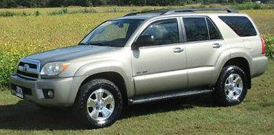 Toyota : 4Runner SR5 4X4 2006 toyota 4 runner sr 5 extra clean 102 k dont miss