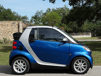 Other Makes : Fortwo Passion Cabrio Convertible 2-Door 2009 smart fortwo convertible 2 door 1.0 l 34 k miles power options