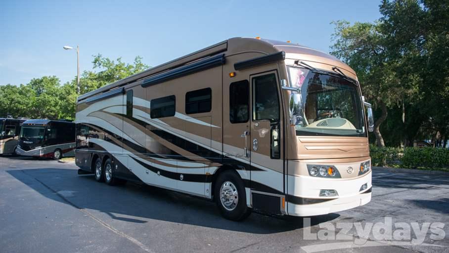 2013 American Coach American Eagle 45t Rvs For Sale