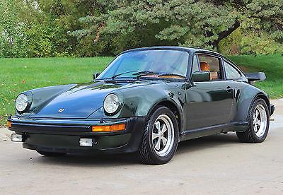 Porsche : 930 turbo 1979 porsche 930 turbo 911 all original coa motor rebuild free shipping w bin