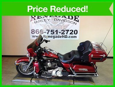 Harley-Davidson : Touring 2012 harley davidson touring ultra classic used