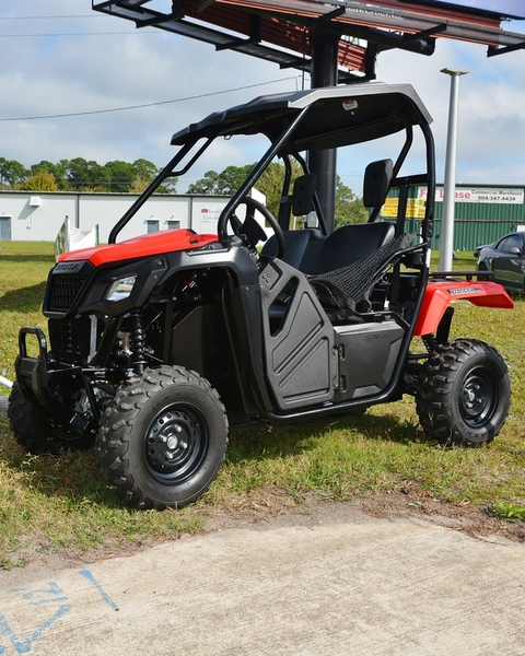 honda pioneer 500 motorcycles for sale in st augustine. Black Bedroom Furniture Sets. Home Design Ideas