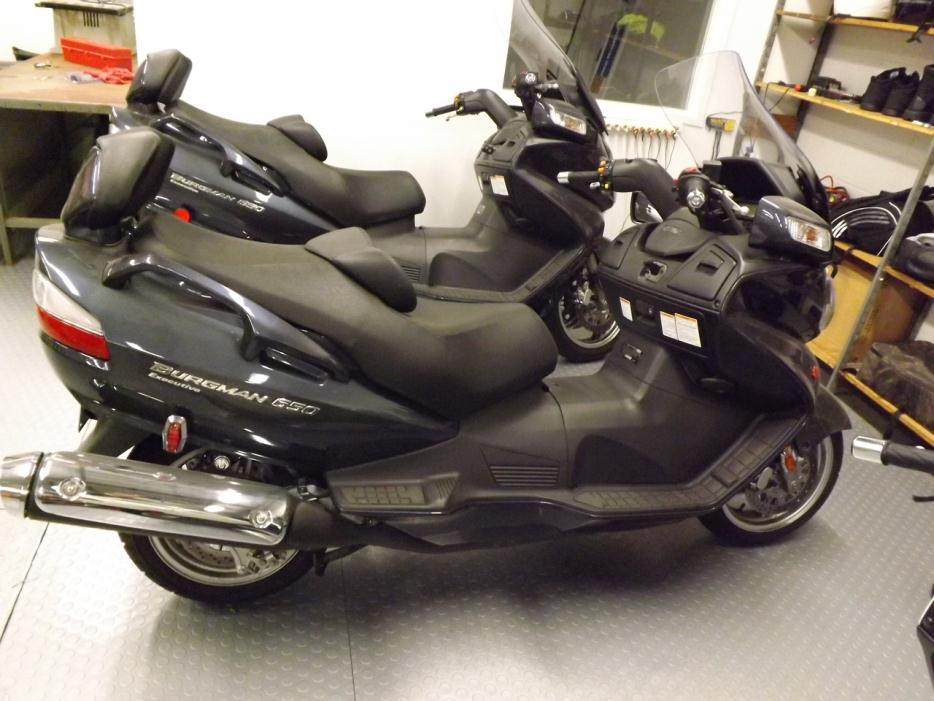 suzuki burgman 650 motorcycles for sale in rhode island. Black Bedroom Furniture Sets. Home Design Ideas
