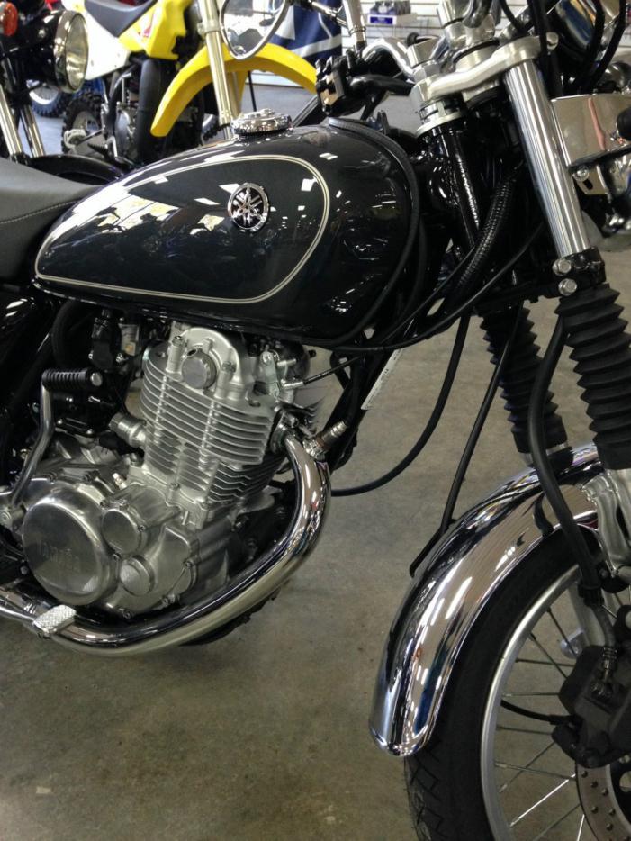 Yamaha sr400 motorcycles for sale in kentucky for Yamaha lexington ky