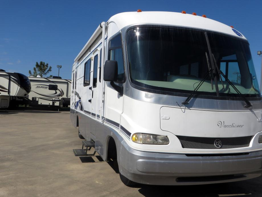 1998 Holiday Rambler VACATIONER 32cg