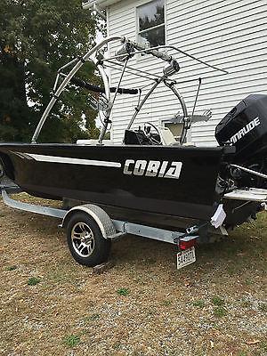 Cobia Wake Boat