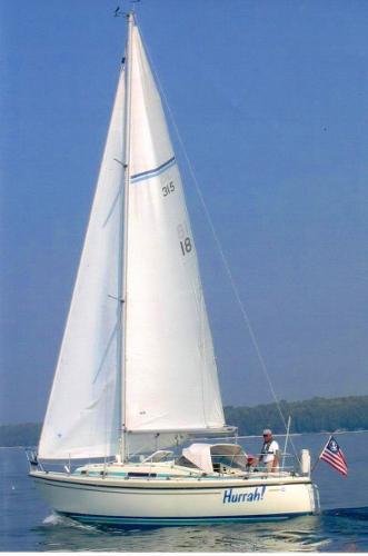 1984 LM Mermaid 315