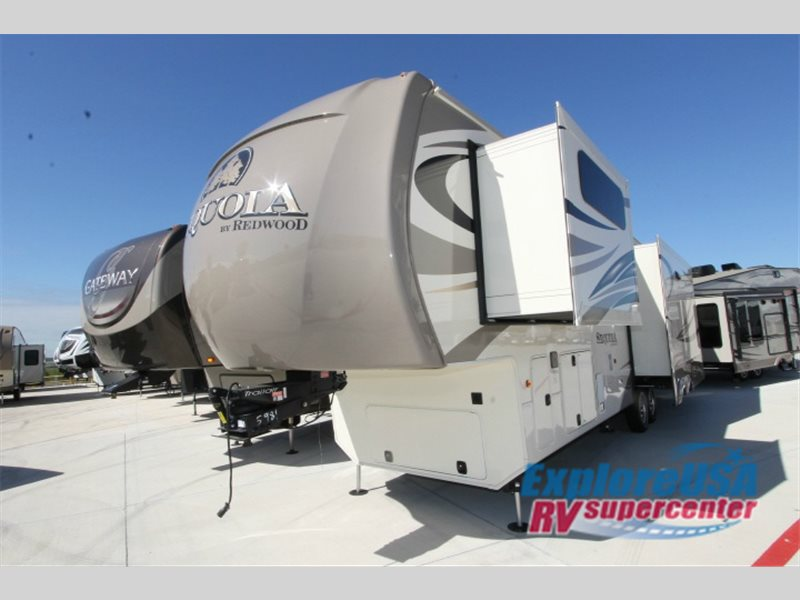 2015 Fleetwood DISCOVERY