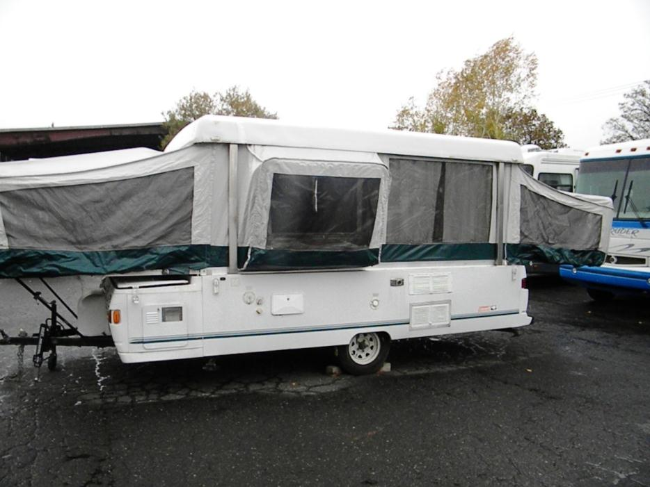 1998 Coleman Sunridge 25, Sleeps 9, 2 pop-Out kings Beds