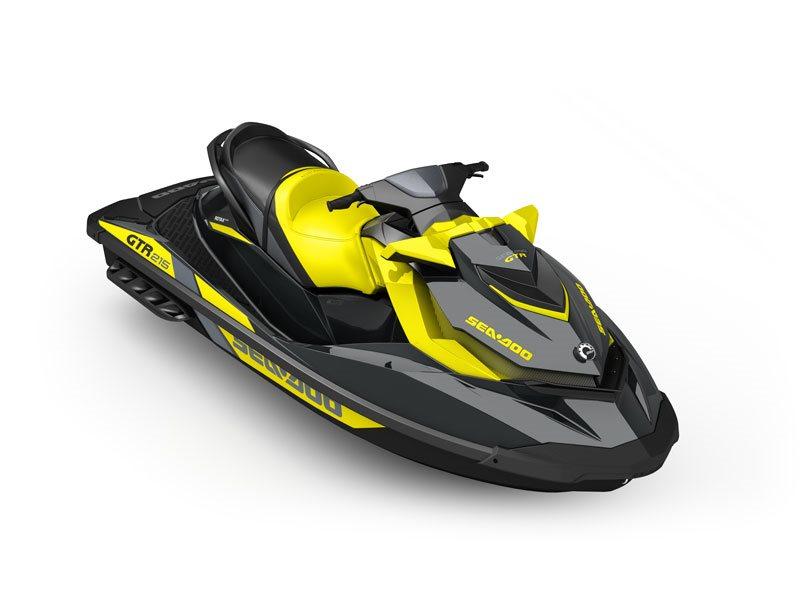 2016  Sea-Doo  GTR 215