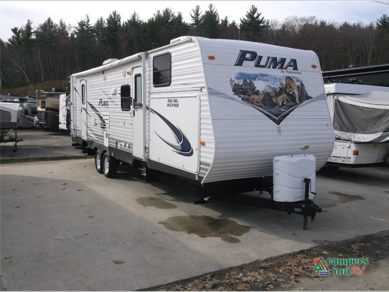 2013 Palomino Puma 27 RBSS