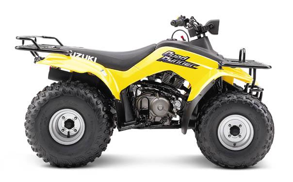 2012 Suzuki QuadSport Z400