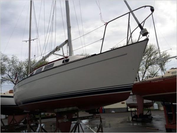 1986 S2 Yachts 27