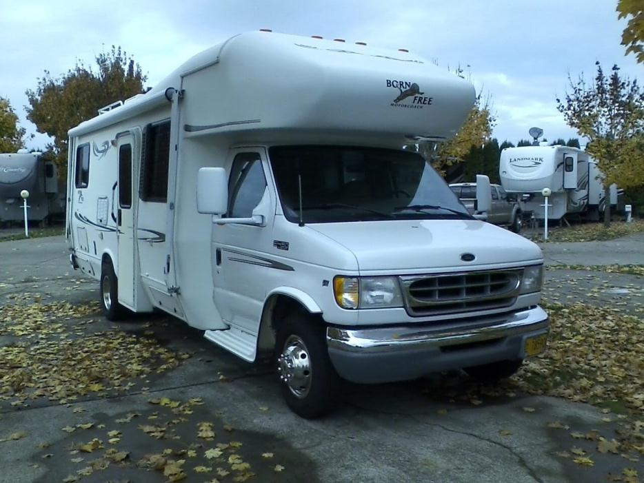 Born Free Rvs For Sale In Oregon