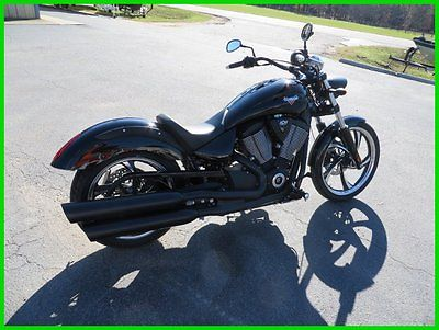 Victory : Vegas® 2014 victory vegas 8 ball only 46 miles excellent condition warranty we export