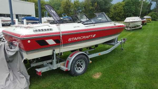 1989 STARCRAFT MARINE Select 191 S