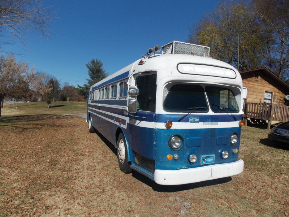 Gmc Bus Rvs For Sale
