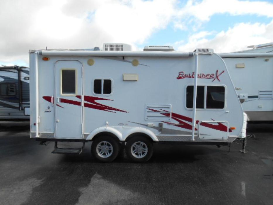 2008 Cruiser Rv Fun Finder Rvs For Sale