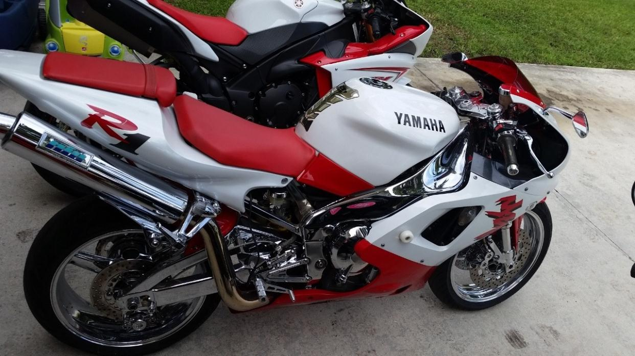 Yamaha yr 1 motorcycles for sale in florida for Yamaha majesty 400 for sale near me