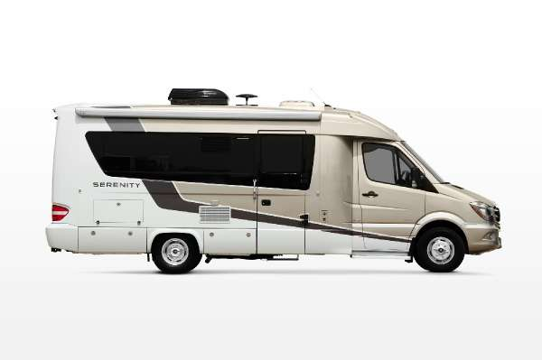 2016 Triple E Leisure Travel Vans Serenity